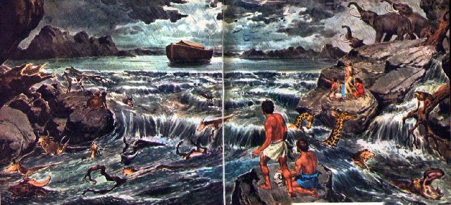 a comparison of the epic of gilgamesh and noah and the flood The biblical account this flood story is a smaller narrative within a larger epic  the epic of gilgamesh,  the flood of noah and the flood of gilgamesh, .