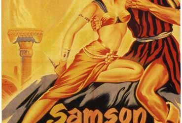 "Thoughts on ""Samson: A Tragedy in Three Acts"" by Shimon Bakon"