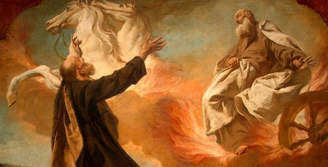 Elijah vs Elisha