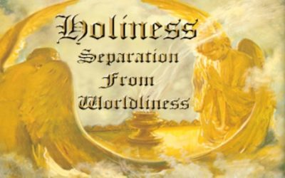 The Holiness of God in Christ