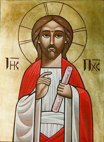 John's portrayal of Jesus