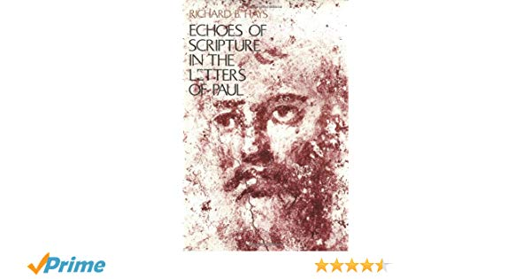 Notes from the Conclusion to Echoes of Scripture in the Letters of Paul